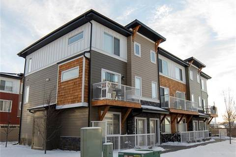 Townhouse for sale at 111 Rainbow Falls Gt Unit 32 Chestermere Alberta - MLS: C4219122