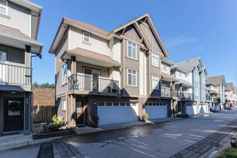 Townhouse for sale at 1211 Ewen Ave Unit 32 New Westminster British Columbia - MLS: R2343969