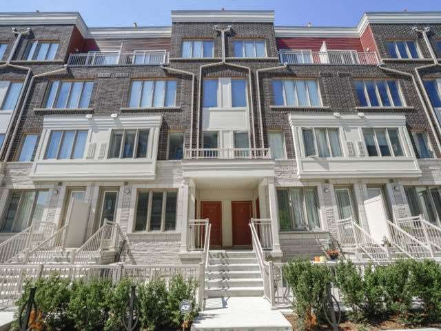 For Sale: 32 - 125 Long Branch Avenue, Toronto, ON | 2 Bed, 3 Bath Townhouse for $698,888. See 20 photos!