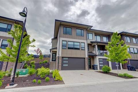 Townhouse for sale at 12798 Lake Hill Dr Unit 32 Lake Country British Columbia - MLS: 10184492