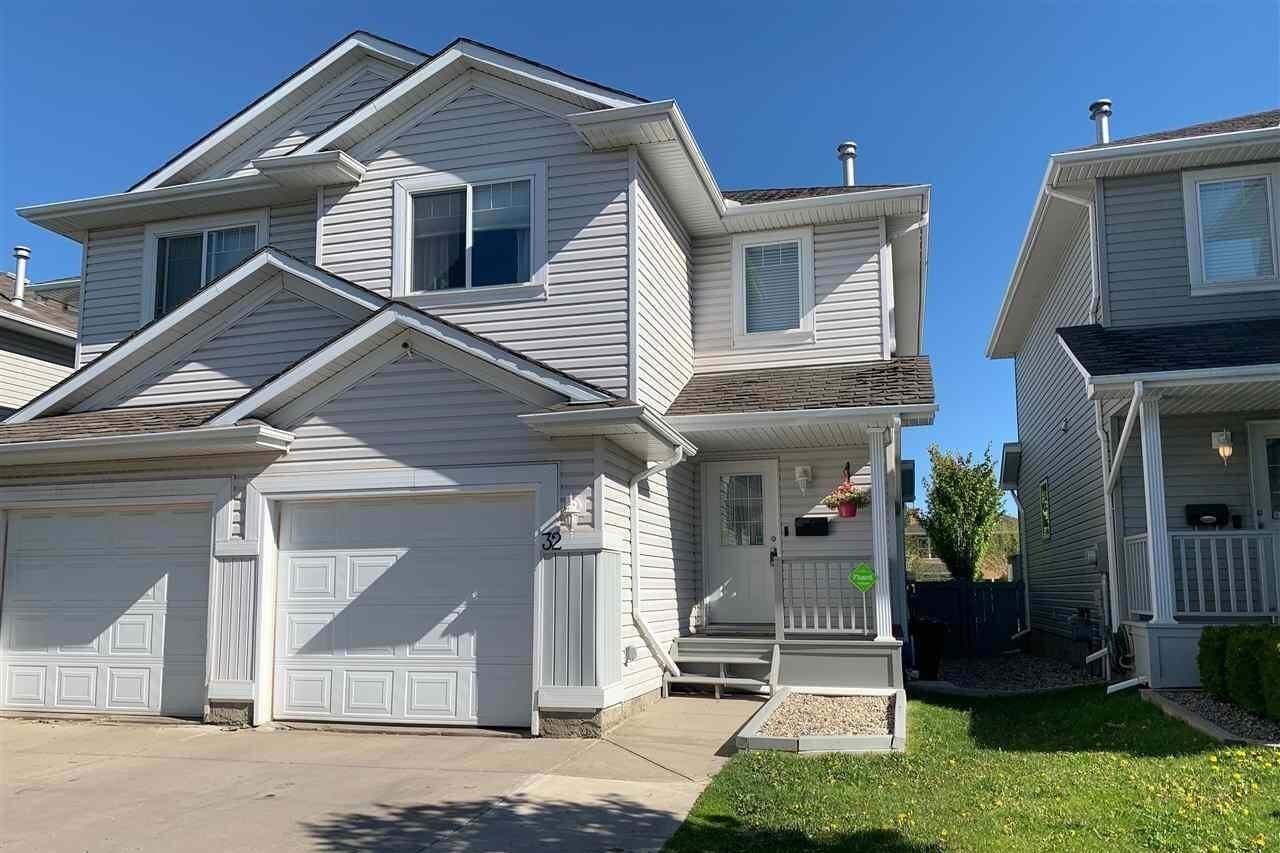 Townhouse for sale at 13403 Cumberland Rd NW Unit 32 Edmonton Alberta - MLS: E4198877