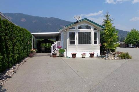 House for sale at 1383 Silver Sands Rd Unit 32 Sicamous British Columbia - MLS: 10182931