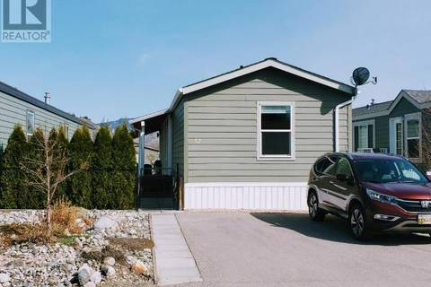 Home for sale at 1781 Ord Rd Unit 32 Kamloops British Columbia - MLS: 150539