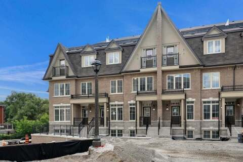 Townhouse for sale at 181 Parktree Dr Unit 32 Vaughan Ontario - MLS: N4847963