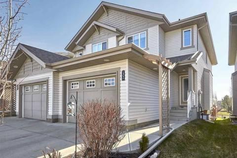 Townhouse for sale at 1901 126 St Sw Unit 32 Edmonton Alberta - MLS: E4162710