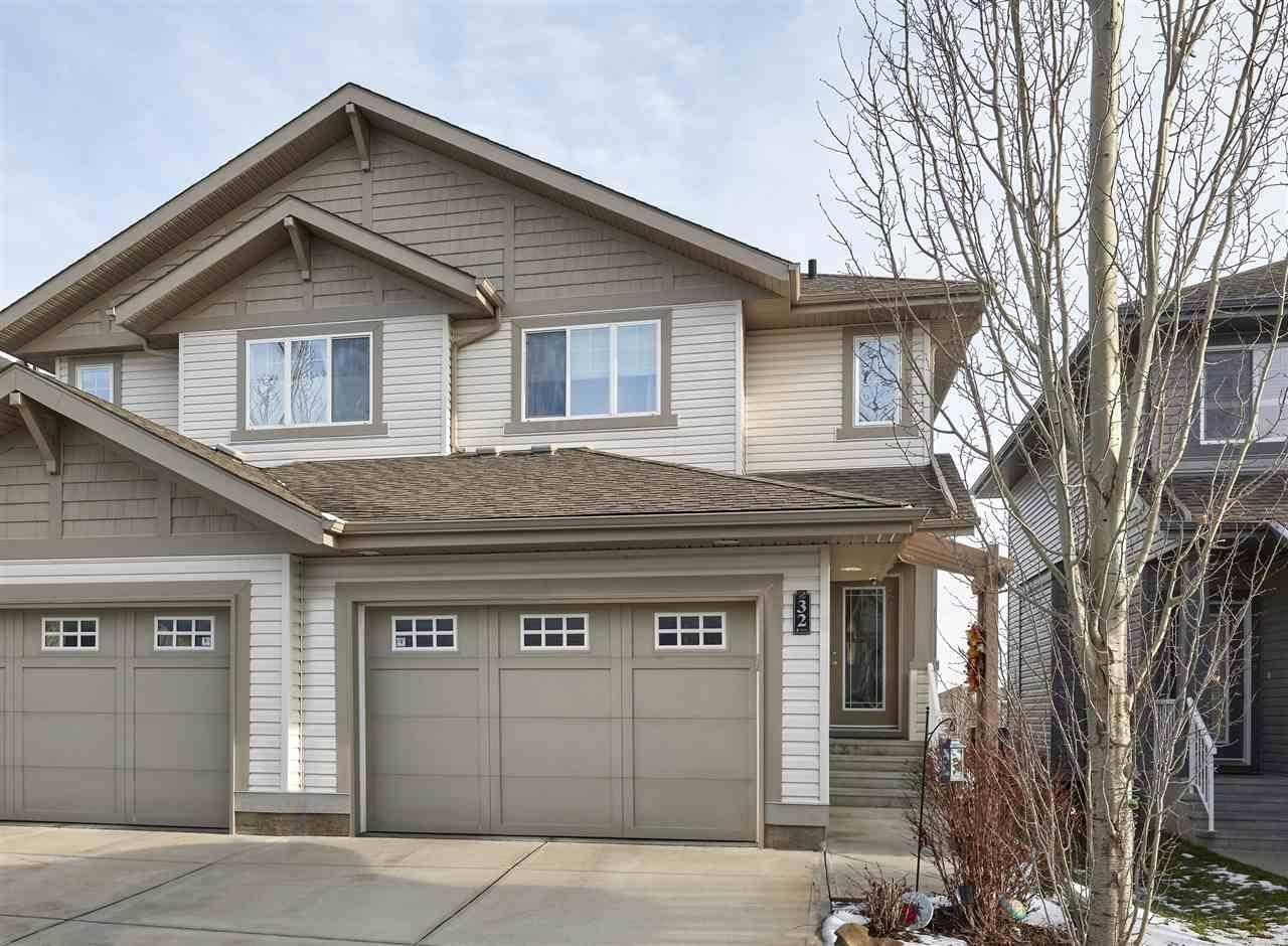 Townhouse for sale at 1901 126 St Sw Unit 32 Edmonton Alberta - MLS: E4176860