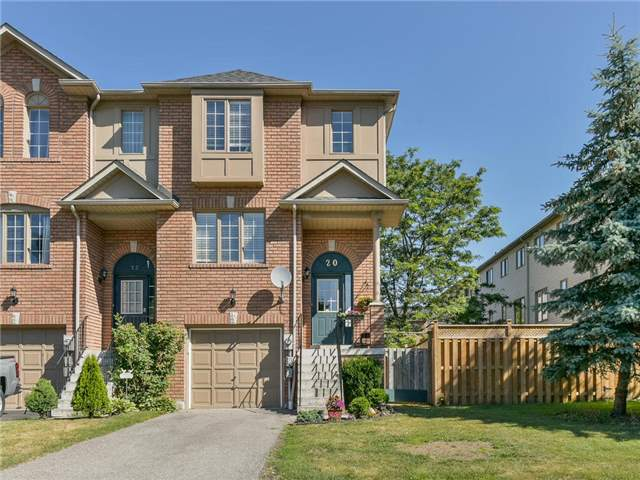 Sold: 20 Salmon Way, Whitby, ON