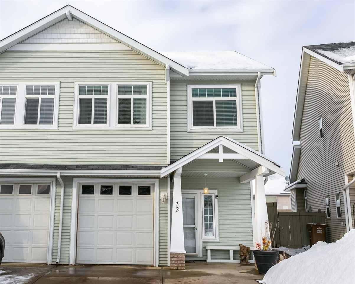 Townhouse for sale at 200 Erin Ridge Dr Unit 32 St. Albert Alberta - MLS: E4190452