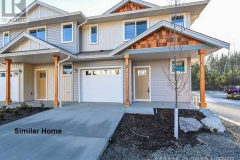 Townhouse for sale at 2109 13th St Unit 32 Courtenay British Columbia - MLS: 444125