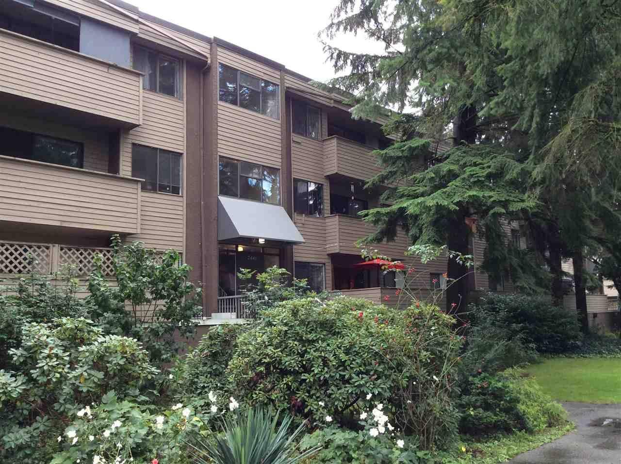 Buliding: 2441 Kelly Avenue, Port Coquitlam, BC