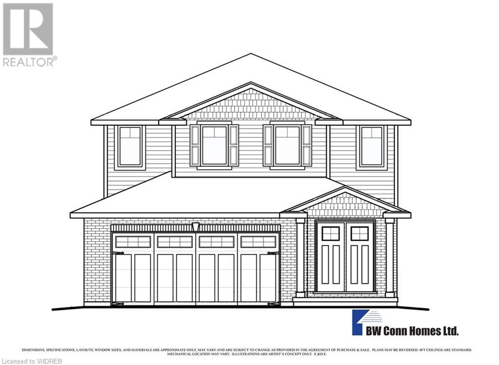 Removed: Lot 25 - 32 Lot 25 Reeves Road, Ingersoll, ON - Removed on 2020-01-27 18:03:01