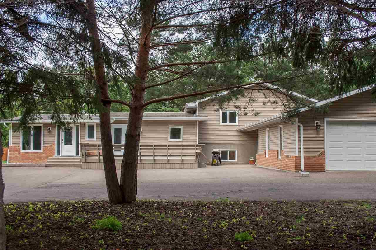 House for sale at 27320 Twp Rd Unit 32 Rural Parkland County Alberta - MLS: E4169057