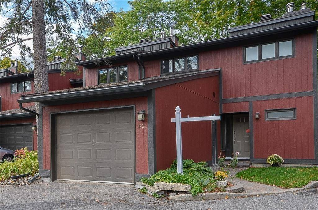 Townhouse for sale at 280 Mcclellan Rd Unit 32 Ottawa Ontario - MLS: 1170651