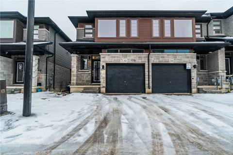 Townhouse for sale at 30 Times Square Blvd Unit 32 Hamilton Ontario - MLS: X4653361