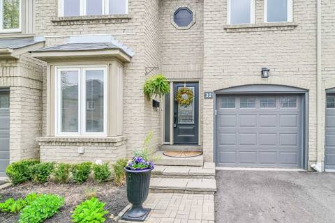 Condo for sale at 3420 South Millway Dr Unit 32 Mississauga Ontario - MLS: W4515434