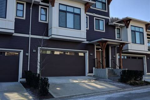 Townhouse for sale at 43685 Chilliwack Mountain Rd Unit 32 Chilliwack British Columbia - MLS: R2338347