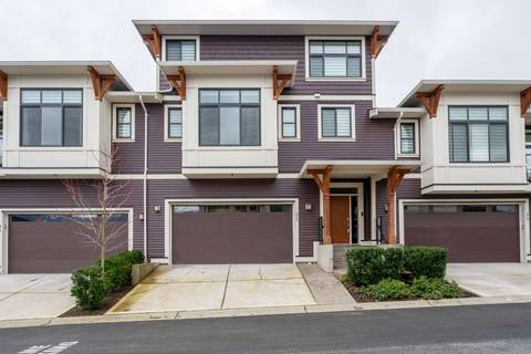 Townhouse for sale at 43685 Chilliwack Mountain Rd Unit 32 Chilliwack British Columbia - MLS: R2441707