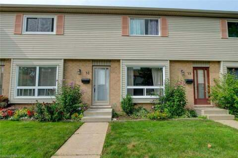 Townhouse for sale at 475 Sandringham Cres Unit 32 London Ontario - MLS: 40021279