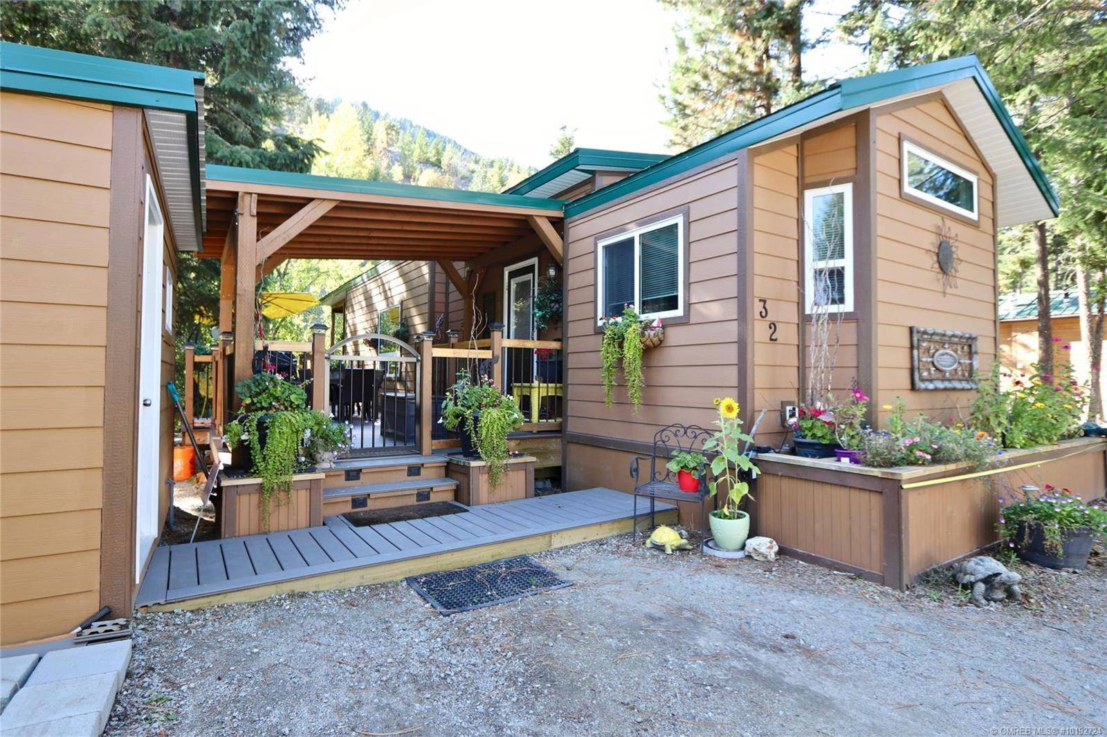 Home for sale at 4835 Paradise Valley Dr Unit 32 Peachland British Columbia - MLS: 10192724