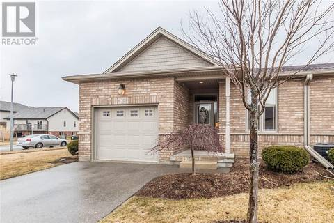 Townhouse for sale at 540 Spitfire St Unit 32 Woodstock Ontario - MLS: 30719690