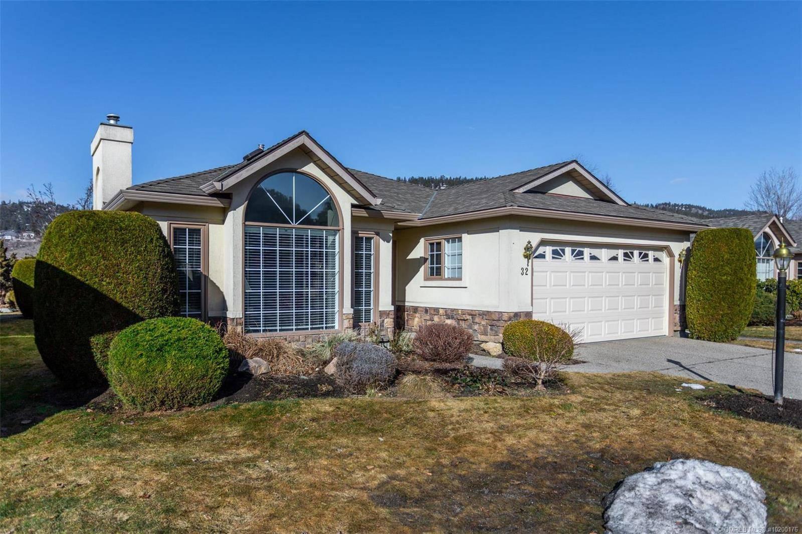 House for sale at 595 Yates Rd Unit 32 Kelowna British Columbia - MLS: 10200176