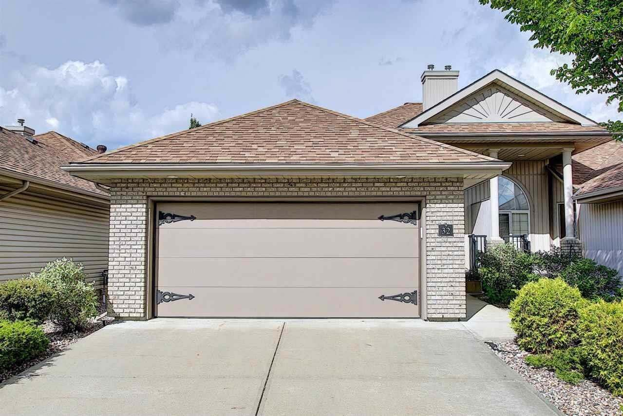 Townhouse for sale at 600 Regency Dr Unit 32 Sherwood Park Alberta - MLS: E4212011