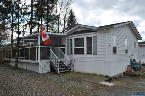 Home for sale at 6338 Vedder Rd Unit 32 Chilliwack British Columbia - MLS: R2442458