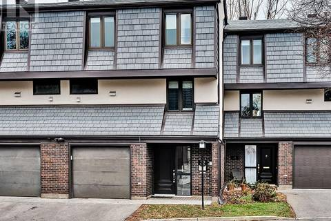 Townhouse for sale at 655 Richmond Rd Unit 32 Ottawa Ontario - MLS: 1176467