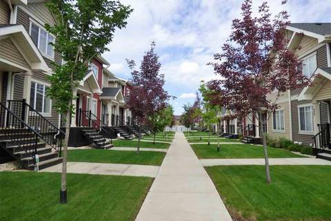 Townhouse for sale at 675 Albany Wy Nw Unit 32 Edmonton Alberta - MLS: E4165183