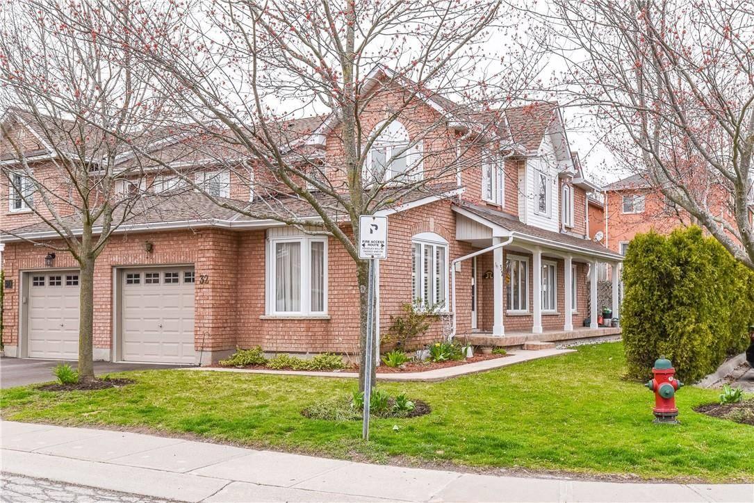 Townhouse for sale at 7 Davidson Blvd Unit 32 Dundas Ontario - MLS: H4076598
