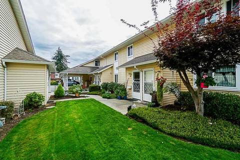 Townhouse for sale at 7525 Martin Pl Unit 32 Mission British Columbia - MLS: R2390867