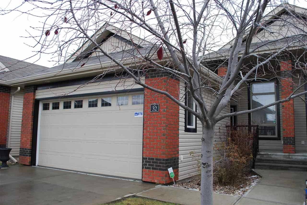 Townhouse for sale at 841 156 St Nw Unit 32 Edmonton Alberta - MLS: E4179444