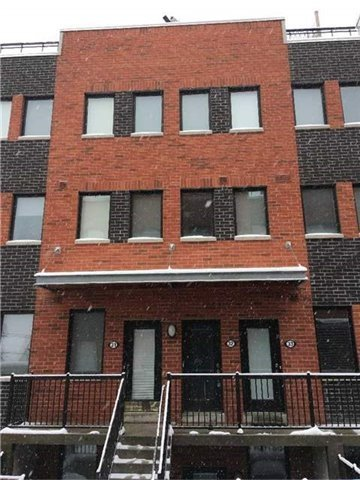 For Rent: 32 - 871 Wilson Avenue, Toronto, ON | 1 Bed, 2 Bath Townhouse for $2,050. See 9 photos!