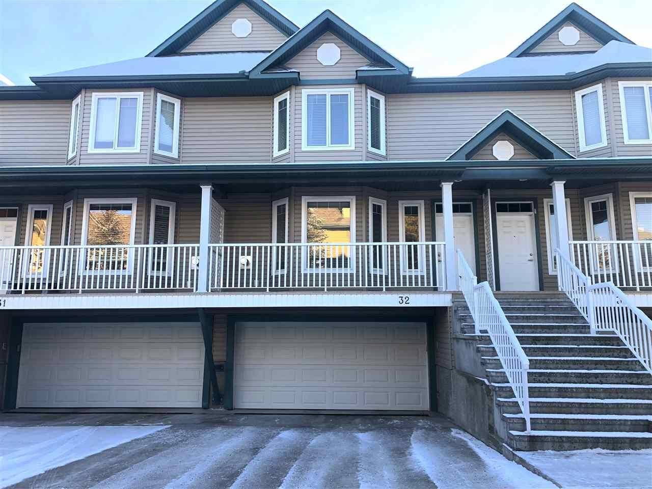 Townhouse for sale at 903 Rutherford Rd Sw Unit 32 Edmonton Alberta - MLS: E4176506