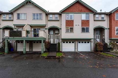 Townhouse for sale at 9470 Hazel St Unit 32 Chilliwack British Columbia - MLS: R2418100