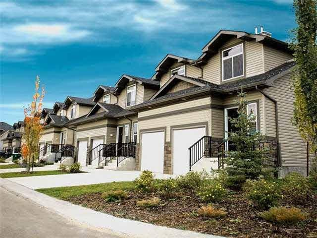 Townhouse for sale at 9511 102 Ave Unit 32 Morinville Alberta - MLS: E4186046