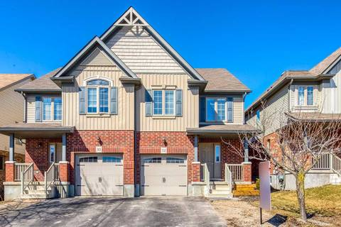 Townhouse for sale at 32 Acker St Guelph Ontario - MLS: X4722348