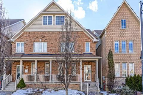 Townhouse for sale at 32 Aldwinckle Hts Toronto Ontario - MLS: W4405863