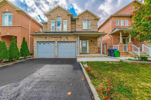 House for sale at 32 Ansbury Dr Brampton Ontario - MLS: W4935368