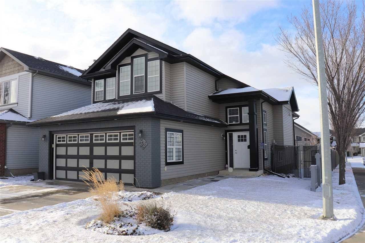 House for sale at 32 Appleton Cres Sherwood Park Alberta - MLS: E4179765