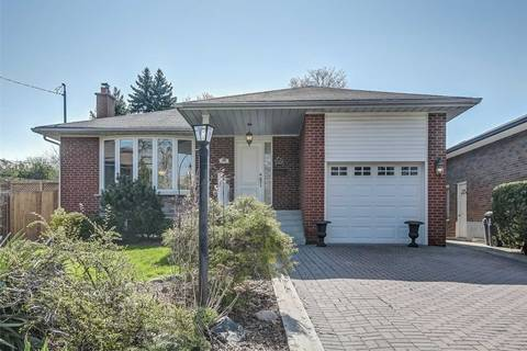House for sale at 32 Archerhill Dr Toronto Ontario - MLS: W4442805