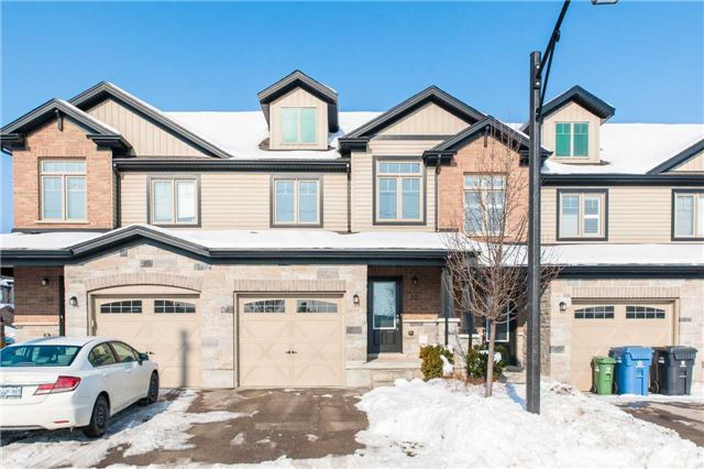 For Sale: 32 Arlington Crescent, Guelph, ON | 3 Bed, 3 Bath Townhouse for $456,800. See 20 photos!