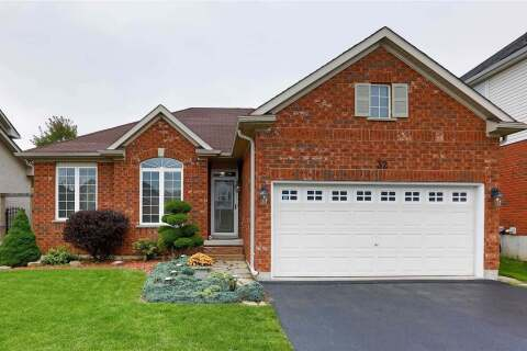 House for sale at 32 Ash Green Ln Uxbridge Ontario - MLS: N4917992