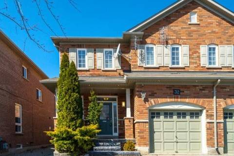 Townhouse for sale at 32 Ashdale Rd Brampton Ontario - MLS: W4733366
