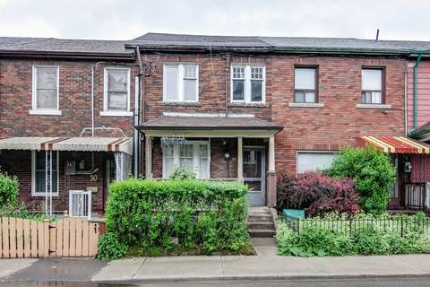 Townhouse for sale at 32 Augusta Ave Toronto Ontario - MLS: C4487936