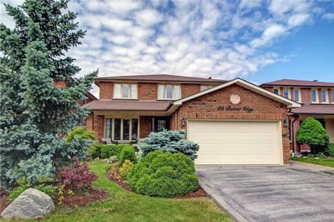House for sale at 32 Belair Wy Vaughan Ontario - MLS: N4492202
