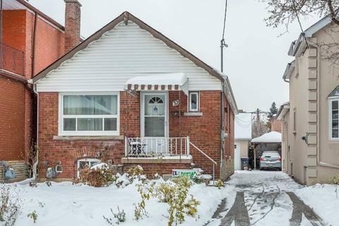 House for rent at 32 Belgravia Ave Toronto Ontario - MLS: W4634855