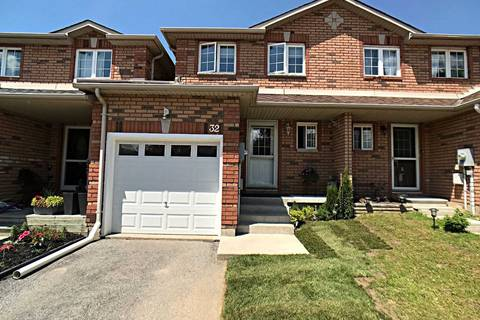 Townhouse for sale at 32 Bibby Ct Barrie Ontario - MLS: S4482766