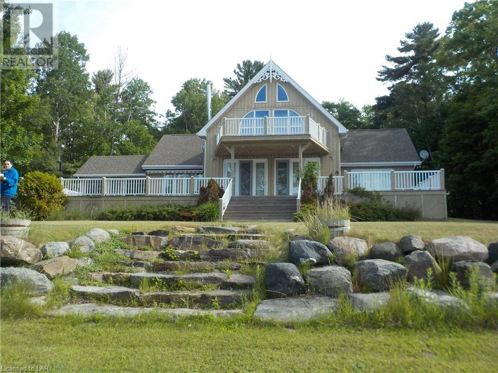 House for sale at 32 Big Sound Rd Mcdougall Ontario - MLS: 251480
