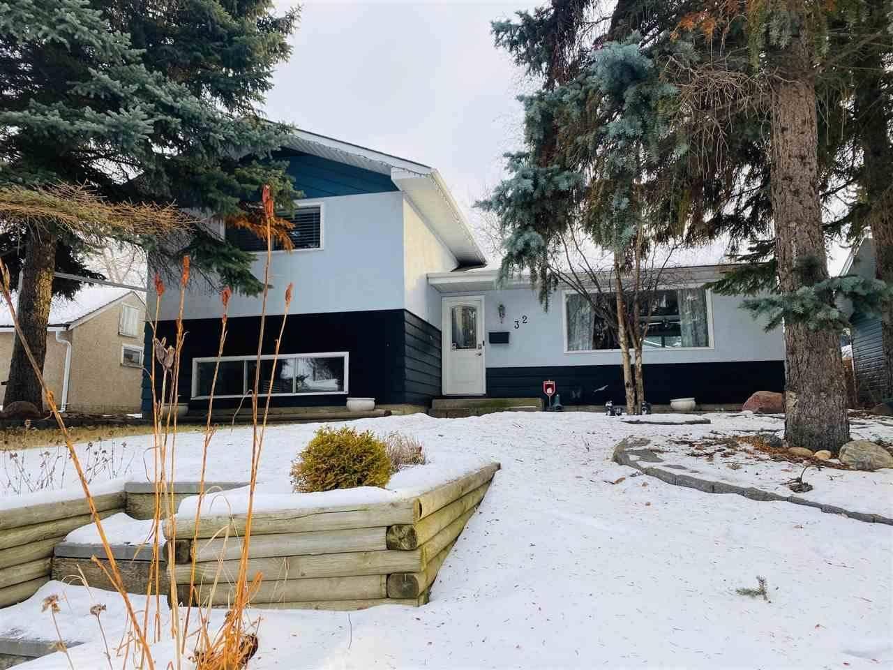 House for sale at 32 Birch Dr St. Albert Alberta - MLS: E4183581